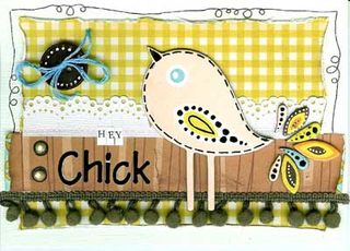 Card chick