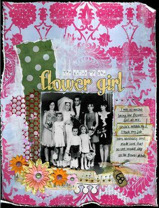 LO flower girl