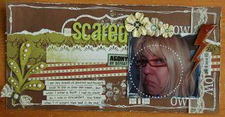 UD December Scared
