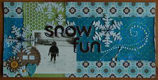 LO snow fun