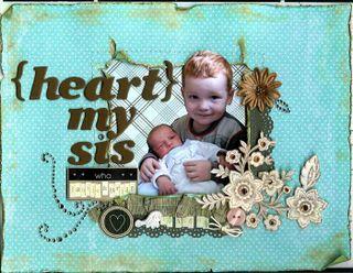 LO - Heart My Sis