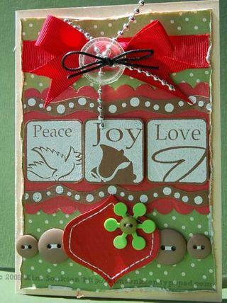 Card - christmas-