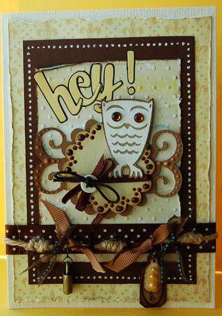 Card - hey