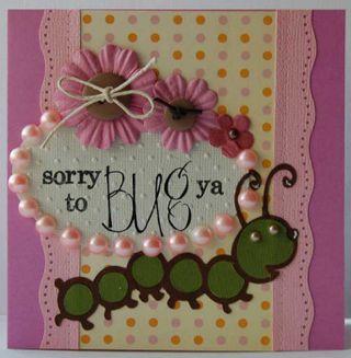 Card - Bug