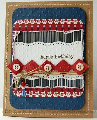 Card - Birthday #4