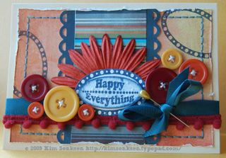 Card - Happy Everything