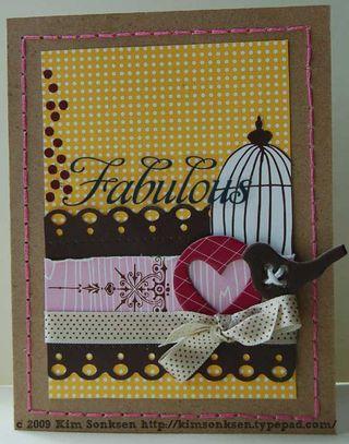 Card - fabulous