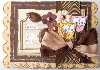 Card - Happy Birthday 07092