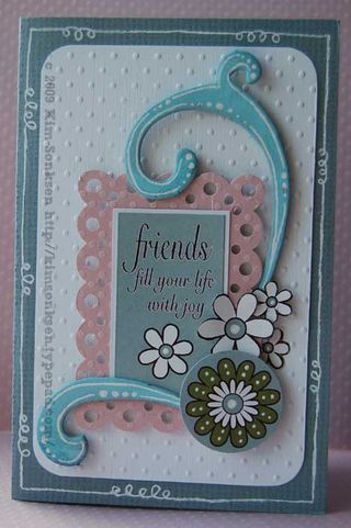 Card - Friends #4